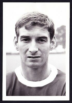 """ARSENAL Late 1950s/Early 1960s Original Press Photo Geoff Strong 6"""" x 4"""""""