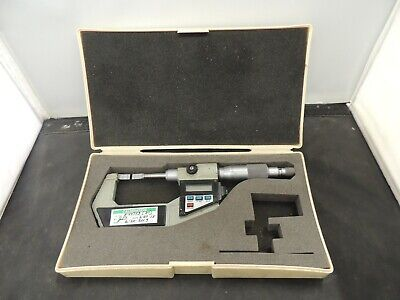 Electronic Digital Micrometer in Box - Calibrated