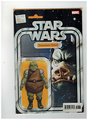STAR WARS #56  1st Printing - Action Figure Variant Cover   / 2019 Marvel Comics