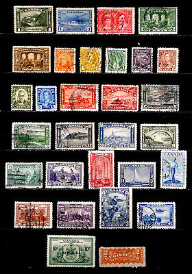 Canada: Classic Era Stamp Collection