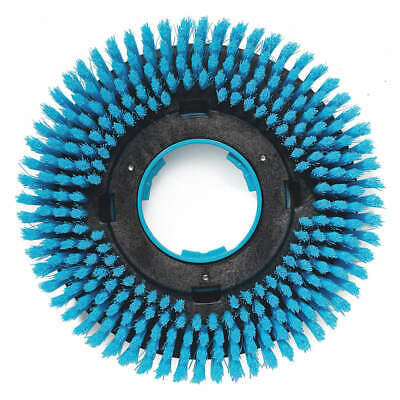 "I-MOP Floor Machine Brush,Blu,12"" Pad,Round,PR, 1237713"