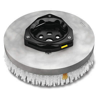 "TENNANT Rotary Brush,28"" Machine,14"" Brush,Round, 1246591"
