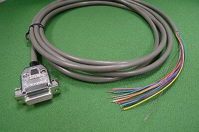 D Sub DVI D 15 Pin Female Connector + Cable Guardian Products