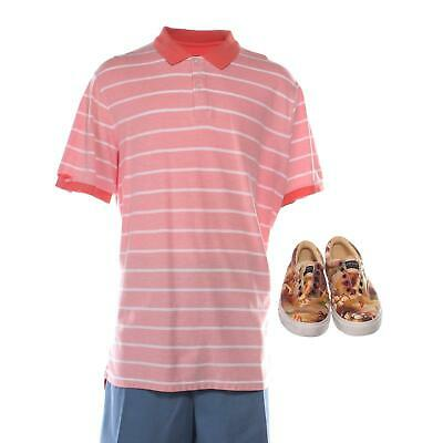 The Last Man on Earth Todd Mel Rodriguez Worn Shirt Shorts & Shoes Ep 301 & 302