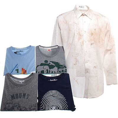 The Last Man on Earth Phil Tandy Will Forte Screen Worn Shirt Set Ep 204-206