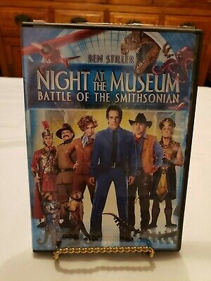 Night at the Museum: Battle of the Smithsonian (Single-Disc Edition), Great!