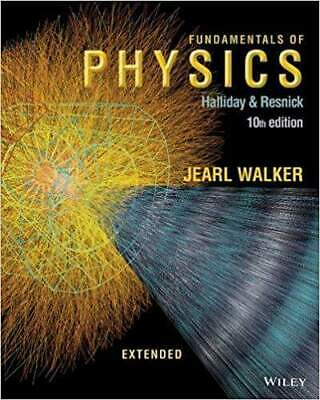 Fundamentals of Physics Extended 10th Edition by David Halliday [EB00K]
