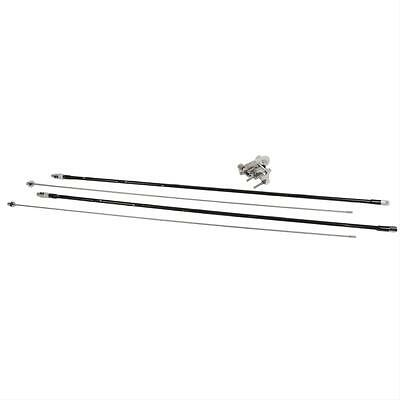MFJ-2240 - 40 Meter Mini-Dipole Antenna Kits 2/hamsticks with mount. portable