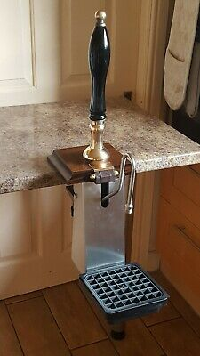 Traditional beer engine in good working order