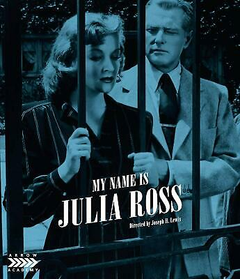 My Name is Julia Ross - A Film by Joseph H. Lewis (Blu-ray, 2019)