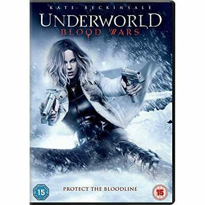 Underworld: Blood Wars [DVD] [2017] DVD