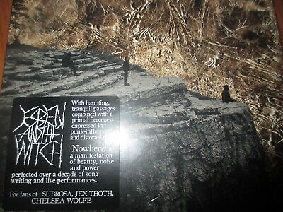 Esben And The Witch - Nowhere - new six-track CD