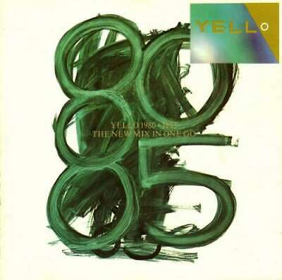 Yello - 1980 - 1985 The New Mix In One Go (CD, Com CD - 3419