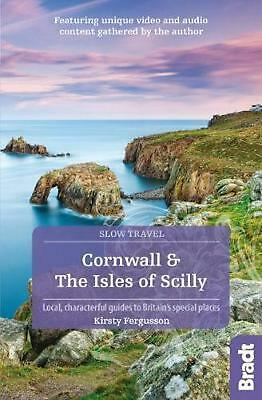 Cornwall & the Isles of Scilly (slow Travel) by Kirsty Fergusson Paperback Book