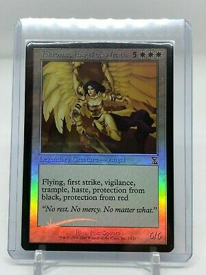Avalanche Riders FOIL Time Spiral Timeshifted NM-M Red Special CARD ABUGames
