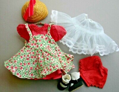 Vintage Madame Alexander-Kins Wendy Doll Tagged Clothing Lot Fits Ginny Muffie 2