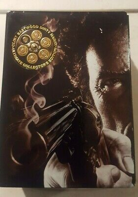 Clint Eastwood Dirty Harry Ultimate Collectors Edition
