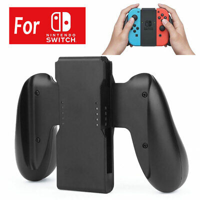 For Nintendo Switch Joy-Con Comfort Grip Handle Bracket Holder Charger Charging