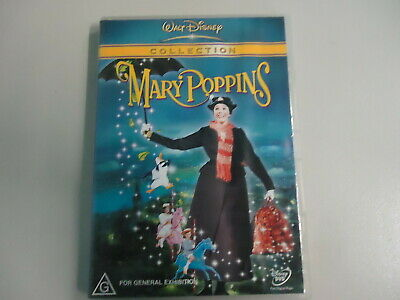 Mary Poppins Dvd *walt Disney Collection