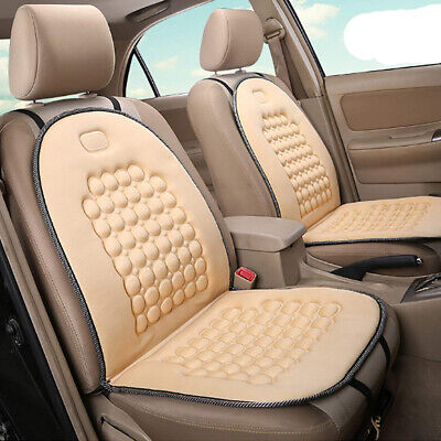 Black Universal Car Seat Protector Cushion Cover Mat Pad Breathable for Auto SUV