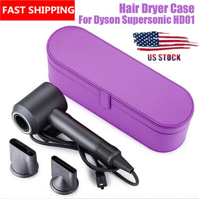 ☆Hair Dryer Hard Carry Case Cover Storage Bag Gift Box For Dyson Supersonic HD01