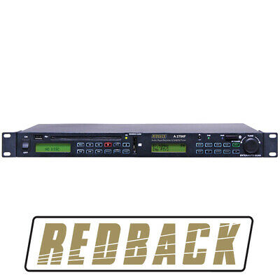 Redback FM/DAB+ Tuner, CD/USB/Bluetooth Audio Player/Recorder A2706F