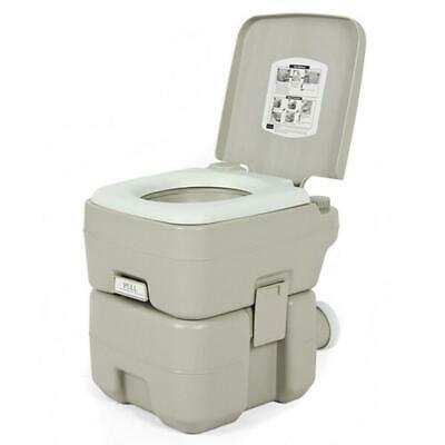 Outdoor Camping Toilet 20L 5 Gallon Portable Potty Hygiene Equipment