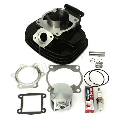 Cylindre Piston Joint Cage Bougie Moteur pour YAMAHA YFS 200 BLASTER 1988 - 2006