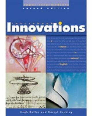 Innovations Upper-Intermediate A Course in Natural English 9780759398474