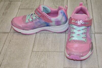 94362b215622 SKECHERS JUMPTECH-DREAMY DAZE Athletic Shoe - Little Girl s Size 13 ...