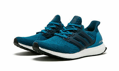 20c17d1c395 New Adidas Ultra Boost 3.0 Petrol Night Mystery Blue Men s Running Shoes  S82021