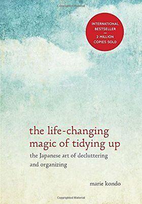 The Life-Changing Magic of Tidying Up By Marie Kondo {PDF}(E-BooK)