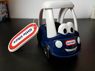 Little Tikes Mini Cozy Coupe Toy Car Blue