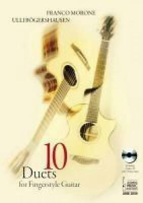 Bögershausen, Ulli: 10 Duets for Fingerstyle Guitar, Buch
