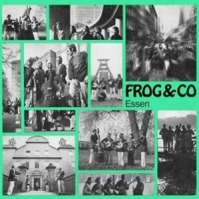Frog & Co. - Essen (LP, Album, Ste) Vinyl Schallplatte - 150979