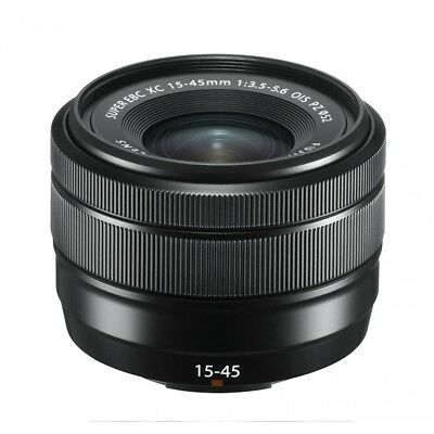Fujifilm Fujinon XC 15-45mm f 3.5-5.6 OIS PCS Zoom Powered