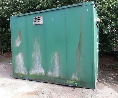 Fully Insulated Air Conditioned Ex Mobile Phone Comms Cabin