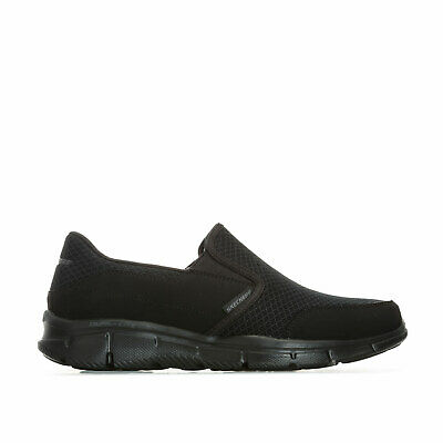 sizing info for skechers hommes equaliser persistent slip on trainers