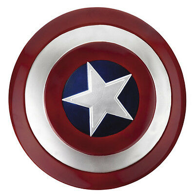 Captain America Movie Shield Adult Marvel Comics Brand New - 24 INCHES