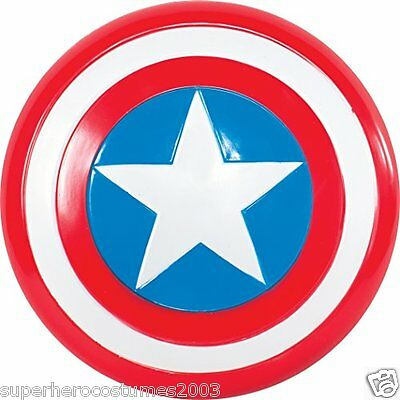 The Avengers Captain America Child Shield 12 INCHES Rubies 35640