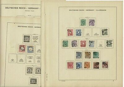 V190 Germany Schaubek 1942 album GC housing small collection