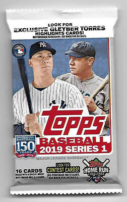 2019 Topps Series 1 Baseball Guaranteed Relic/auto/patch/jersey/cut Hot Pack