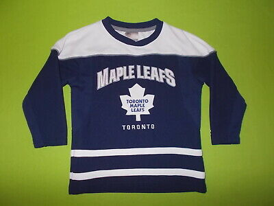 Jersey TORONTO MAPLE LEAFS (5 years) MIGHTY MAC PERFECT !! Only ONE !! NHL
