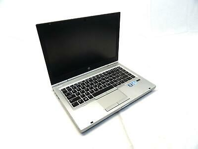 HP ELITEBOOK 8470P ***LOCKED BIOS*** 14