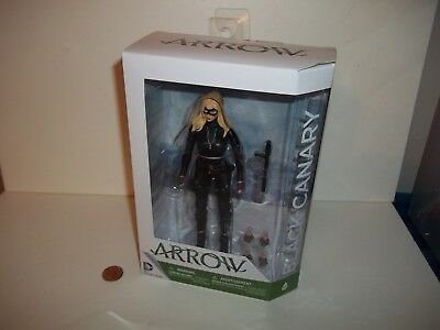 Black Canary Arrow Figure, DC Collectibles, BNIB, 6 Inch, Combine Postage