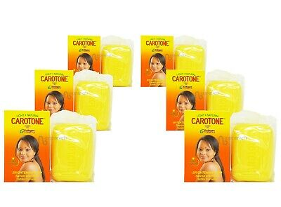 CAROTONE BRIGHTENING SOAP 6 7 Oz Skin Lightening Treatment