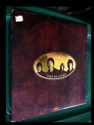 THE BEATLES Gatefold Dbl Record LP Set LOVE SONGS Near Mint