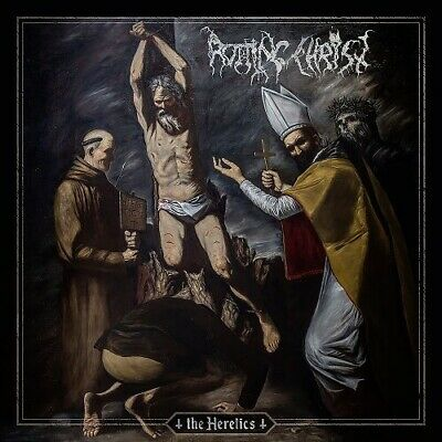 Rotting Christ - The Heretics (Digipak) CD Season Of Mist NEW