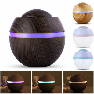 500ml Essential Oil Aroma Diffuser Air Humidifier Mist Purifier Aromatherapy CHZ