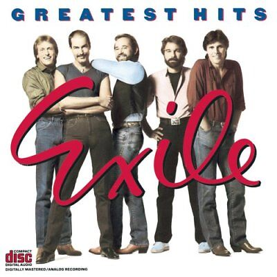 NEW EXILE CD Greatest HITS #1 INCLUDING KISS YOU ALL OVER, HANG ON TO YOUR HEART
